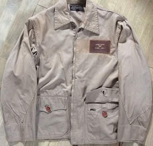 USMC Aviation M-421A jacket ID