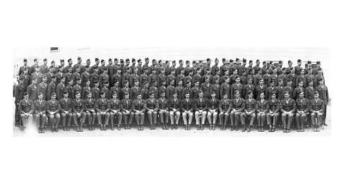 "Named WW2 barebones ""10th mountain division"" winter EM uniform"