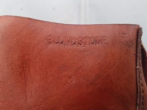 Australian Army Boots Blundstone