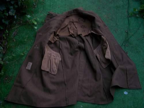 Belgian overcoat