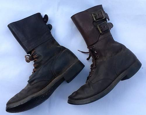 Buckle boots ?
