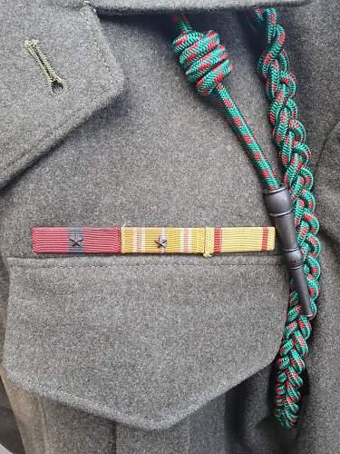 USMC M44 IKE jacket+trousers
