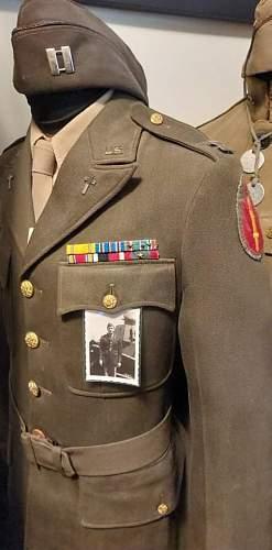 63rd Division Chaplain uniform