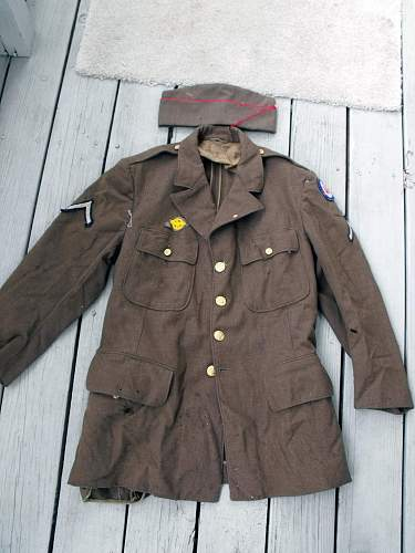 Need help to identify this US Uniform
