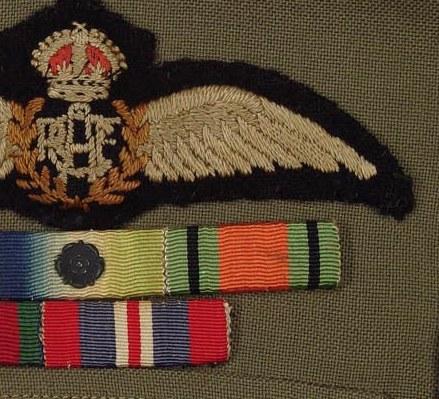 RCAF Medical Branch uniform