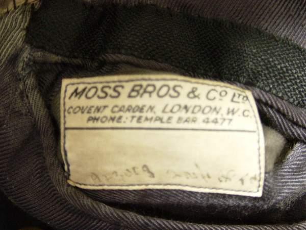 Click image for larger version.  Name:RAF Service dress jacket label..jpg Views:195 Size:109.4 KB ID:18541