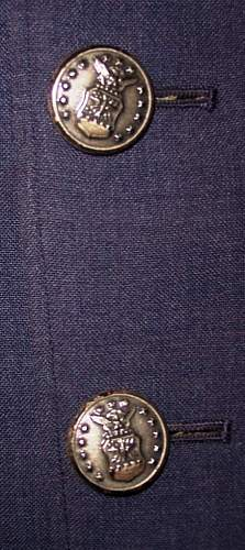 AF Uniform Blue Shade 84