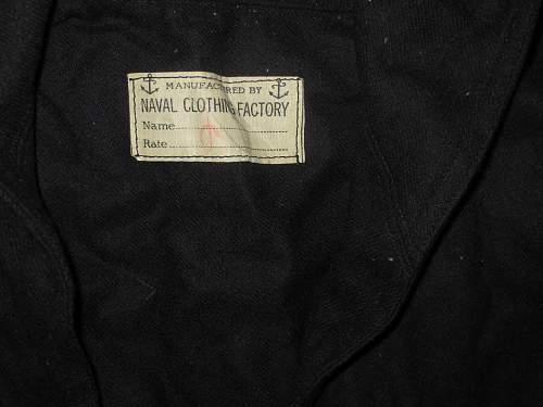 WW2 U.s navy uniforms