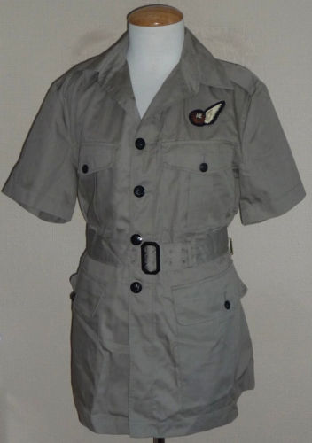 help with this raaf tunic