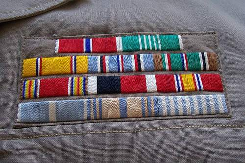WW2 US Major tunic for review