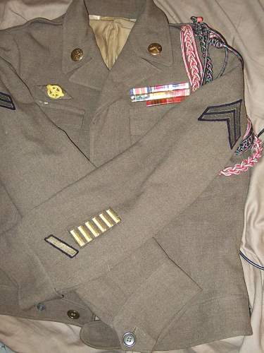 US 2nd armored div uniform