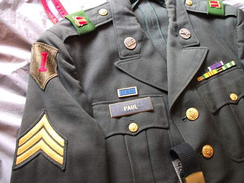 Need help identifying what era this uniform is from.