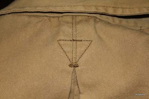 Original Airborne M42 jacket or replica?