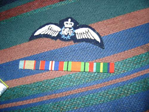 More Help RAF/RAAF tunics