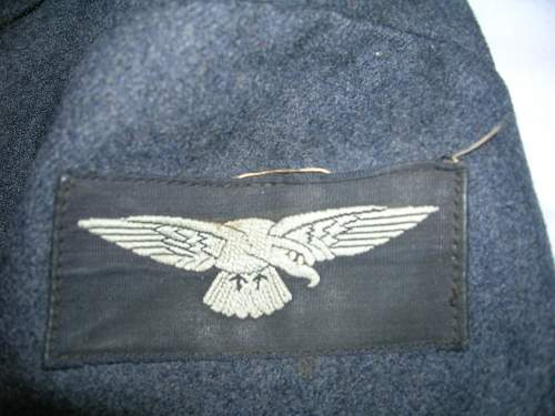 Help to date this RAF Jacket please