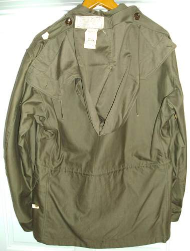 Click image for larger version.  Name:M1943 jacket back second.jpg Views:206 Size:133.8 KB ID:241503