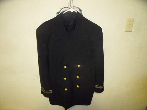 US Navy Uniforms WW2?