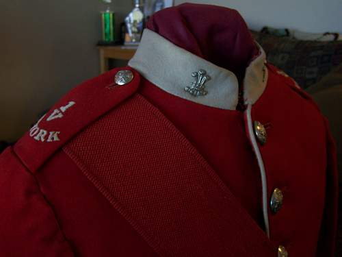 Red Coat Identification