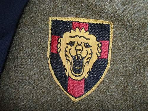 Recognize this Uniform?