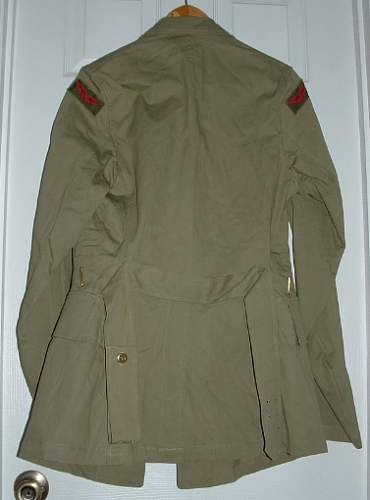 Click image for larger version.  Name:RCAF Tropical SD Jacket 2.JPG Views:276 Size:68.4 KB ID:251768