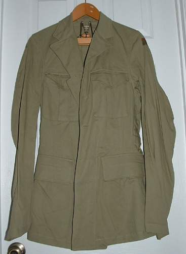 Click image for larger version.  Name:RCAF Tropical SD Jacket 1.JPG Views:137 Size:69.0 KB ID:251770