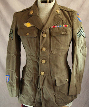 need help authenticating this uniform