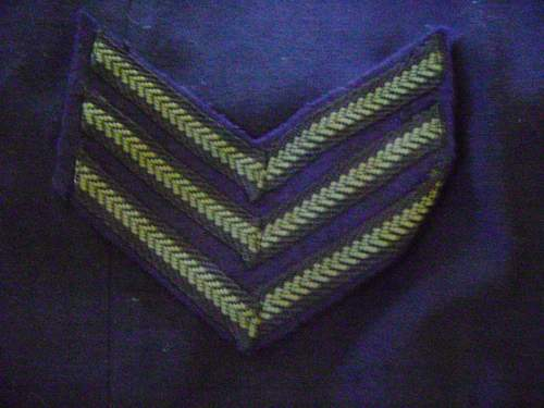 Newest Raaf Uniform for the collection.