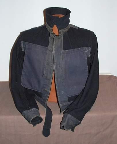 Identifying Dark Blue BD Jacket