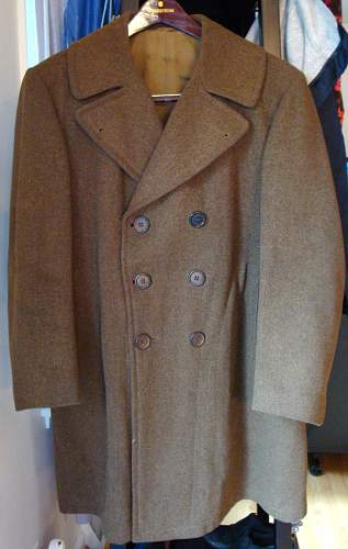 Questions about these Wool Coats US Army?