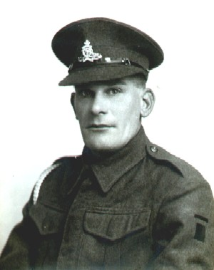 BD blouse to a major in 2nd Royal Fusiliers, 56th London Division