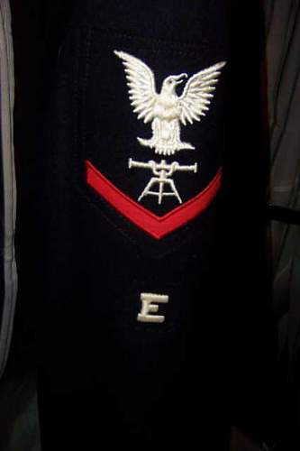 Uss nevada uniform group