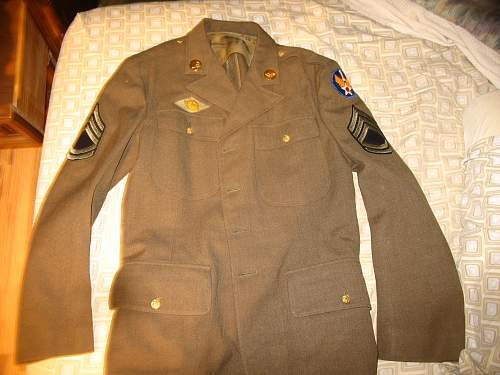 Early Air Corps jacket!