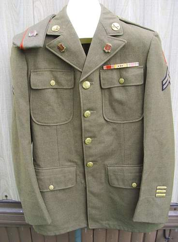 Opinions about US uniforms