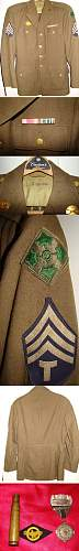 US 4th Infantry Division Tunic, help needed!