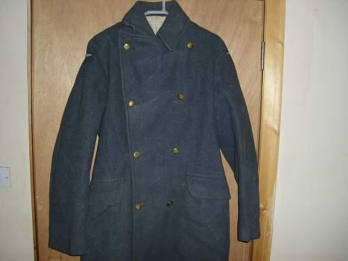 RAF War Service Dress BD blouse: whats this worth