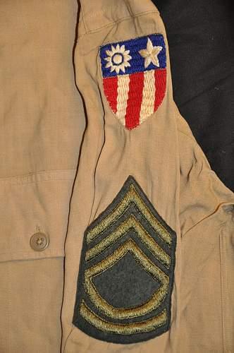 14th AAF Jacket & Shirt