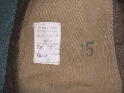 Clarification of British uniforms (UK, no Canada, Australia, India, etc., just UK)
