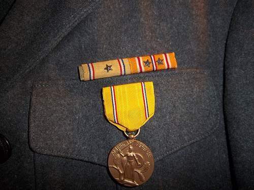 WW2 US marine uniform!