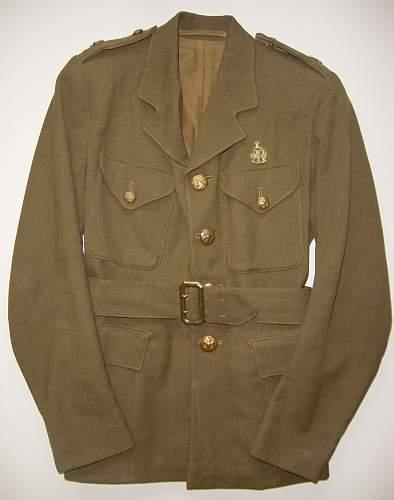Click image for larger version.  Name:ATS 1941 pattern service dress jacket..jpg Views:344 Size:193.1 KB ID:316563