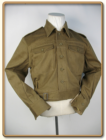 P37 and P40 uniforms