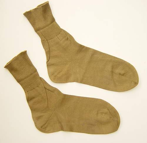 Click image for larger version.  Name:ATS and WRAC issue socks 001.jpg Views:349 Size:137.2 KB ID:320184