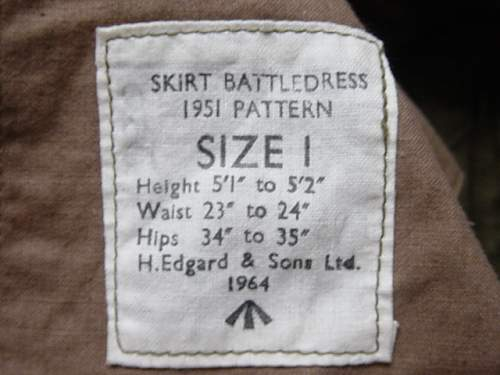 Click image for larger version.  Name:WRAC skirt label..jpg Views:169 Size:145.5 KB ID:320458