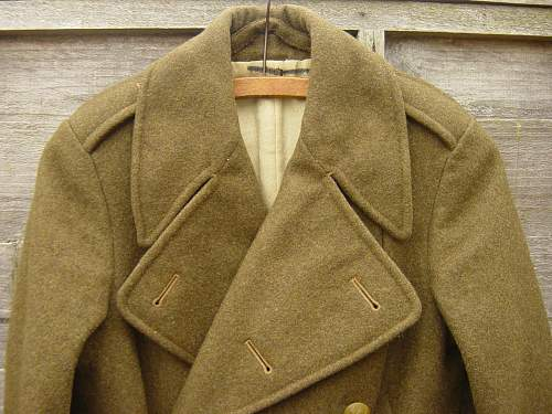 Greatcoat, ATS