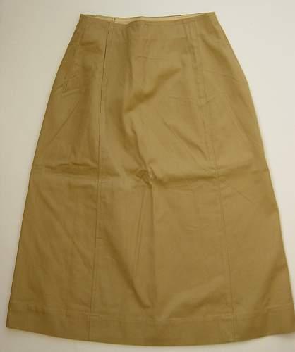 Skirt, KD, ATS Pattern.