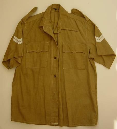 ATS KD shirts (4 different patterns shown)