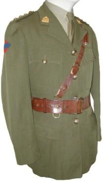 King George VI odd RAF Uniform