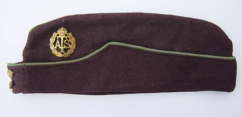 ATS Royal Army Pay Corps group: Private F. Brown W/327957.
