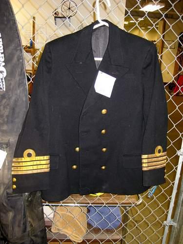 WWII Belgian Navy uniform?