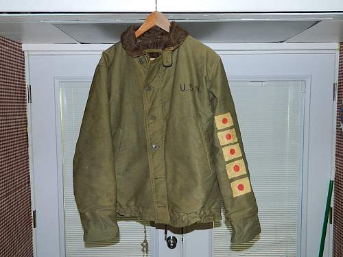 U.s.n. Deck jacket
