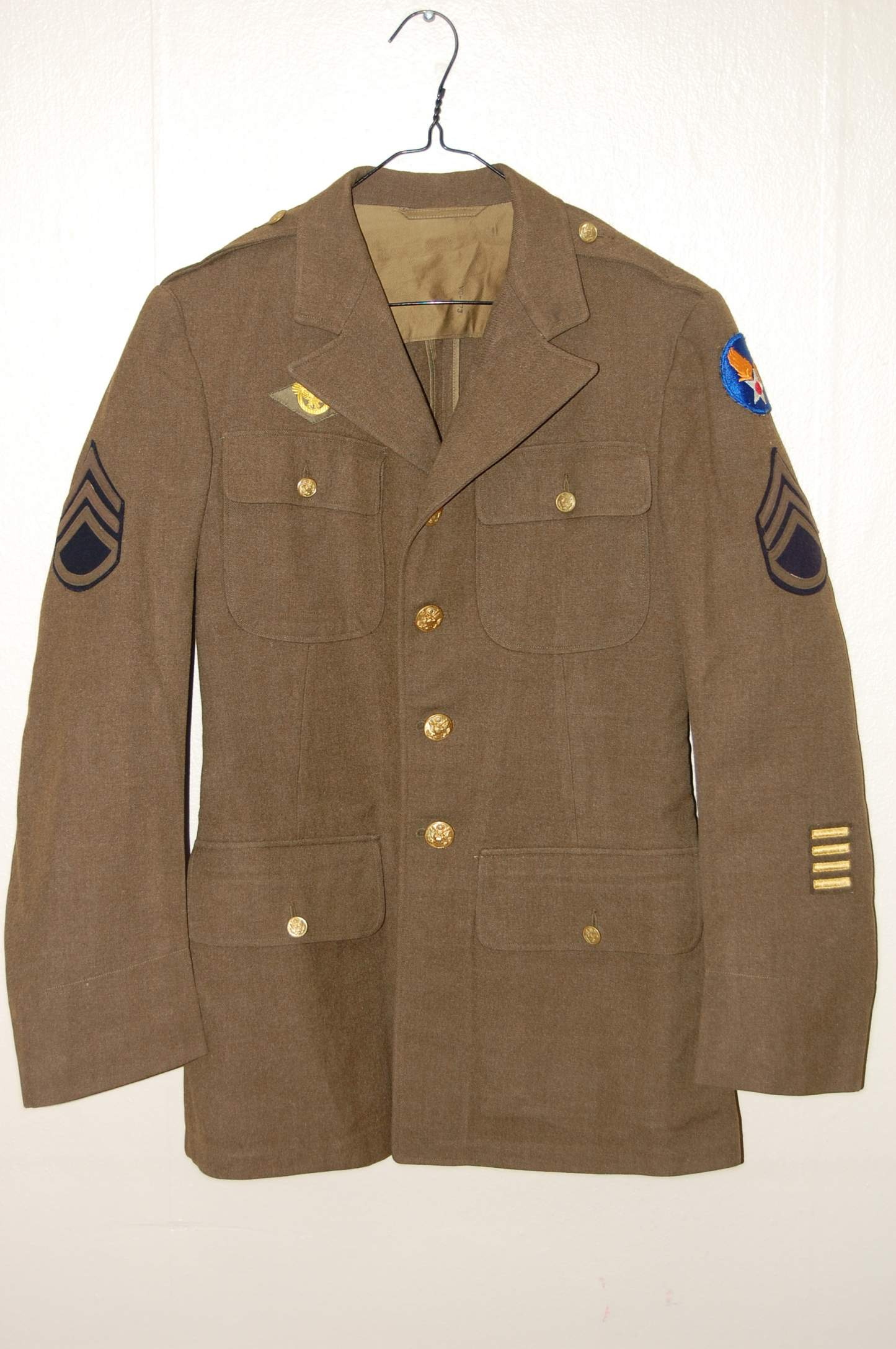 US Army Air Corps Service Uniform